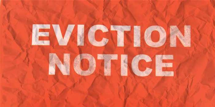 Will an Eviction Show Up On My Rental Background & Credit Report?